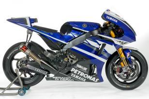 Livery Tim Yamaha MotoGP 2011