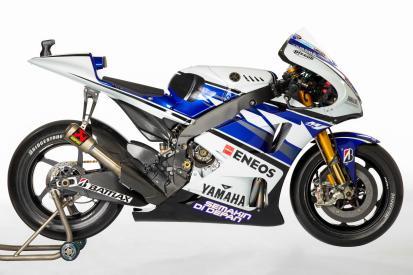 Livery Tim Yamaha MotoGP 2012