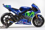 Livery Tim Yamaha MotoGP 2017
