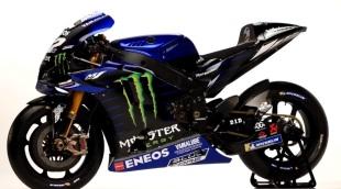 Monster Energy Yamaha motogp 2019 livery