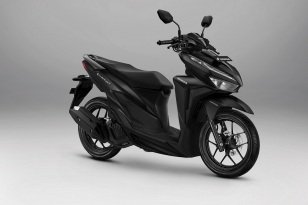 AHM_Honda Vario 125 Advance Matte Black
