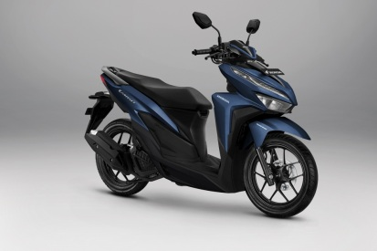 AHM_Honda Vario 125 Advance Matte Blue