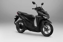 AHM_Honda Vario 150 Exclusive Matte Black