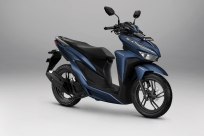 AHM_Honda Vario 150 Exclusive Matte Blue
