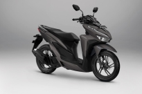 AHM_Honda Vario 150 Exclusive Matte Brown
