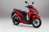 AHM_Honda Vario 150 Exclusive Matte Red