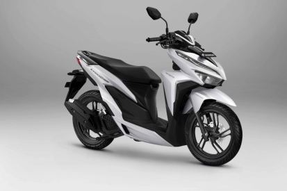 AHM_Honda Vario 150 Exclusive White