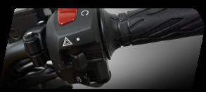 Fitur 5 -Hazard Lamp & Easy Start System