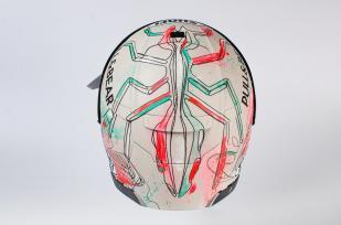 Signature Helmet Marc Marquez Catalunya 2019-2