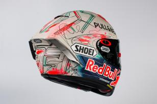 Signature Helmet Marc Marquez Catalunya 20191