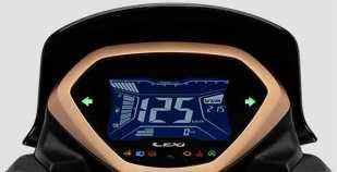Speedometer Yamaha lexi maxi signature