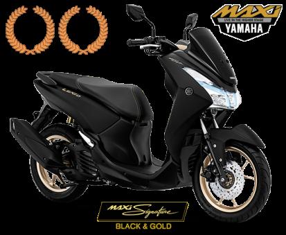 Yamaha Lexi Maxi Signature Black