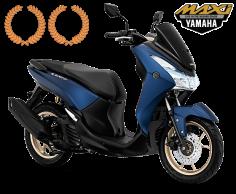 Yamaha Lexi Maxi Signature Blue
