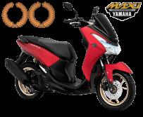 Yamaha Lexi Maxi Signature Matte Red