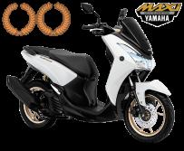 Yamaha Lexi Maxi Signature White
