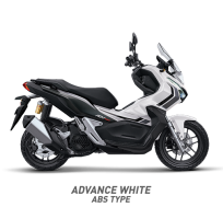 ADVANCE WHITE ABS TYPE HONDA ADV150