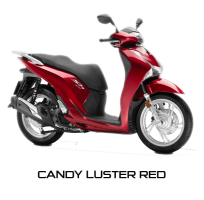 Candy Luster Red SH150i