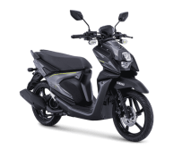 Eclusive Black Yamaha X Ride 125 2019