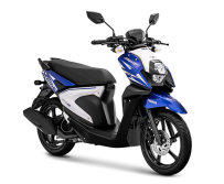 Racing Blue Yamaha X Ride 125 2019