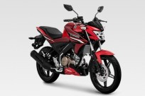 All New Vixion Metalic Red 2019