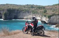 Mario Iroth Lilis Handayani Charity To Flores Bali