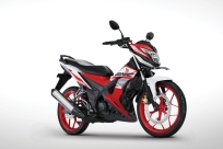 AHM_HondaSonic. HondaRacingRed. 01