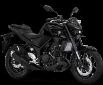 Yamaha MT 25 Metallic Black