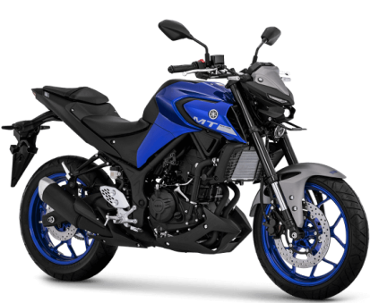 Yamaha MT 25 Metallic Blue