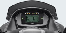 Digital panel All new Yamaha NMax 155