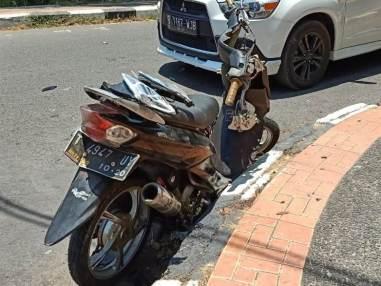 Kecelakaan Sepeda Motor Subang-2