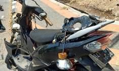 Kecelakaan Sepeda Motor Subang