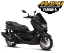 Yamaha NMAX 155 Connected Black