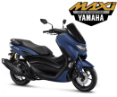 Yamaha NMAX 155 Connected Matte Blue