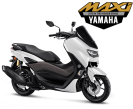 Yamaha NMAX 155 Connected Putih