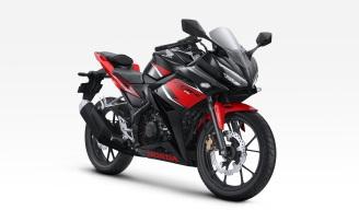 Black red CBR150R