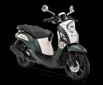 Fino Sporty Retro Green