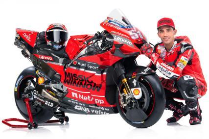 Michelle Pirro livery Motogp Ducati 2020