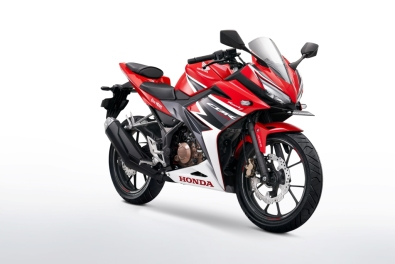 racing red cbr150r