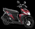 Yamaha Mio M3 Metallic Red