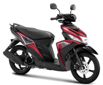 Yamaha Mio M3 Metallic Red