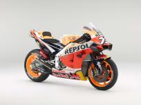 Liveri Motor Honda Repsol Team Marc Marquez Alex Marquez MotoGP 2020 (10)