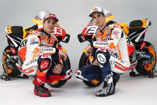 Liveri Motor Honda Repsol Team Marc Marquez Alex Marquez MotoGP 2020 (2)
