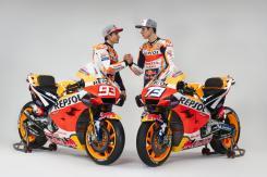 Liveri Motor Honda Repsol Team Marc Marquez Alex Marquez MotoGP 2020 (3)