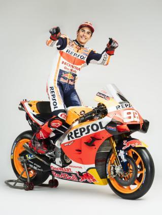 Liveri Motor Honda Repsol Team Marc Marquez Alex Marquez MotoGP 2020 (6)