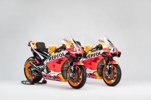 Liveri Motor Honda Repsol Team Marc Marquez Alex Marquez MotoGP 2020 (7)