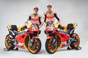Liveri Motor Honda Repsol Team Marc Marquez Alex Marquez MotoGP 2020