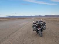 Wheel Story Season 6 Mario Iroth, Amerika, Argentina, Glacier Perito Moreno (6)