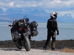 Wheel Story Season 6 Mario Iroth, Amerika, Argentina, Glacier Perito Moreno (7)
