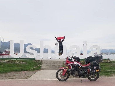 Wheel Story season 6 Mario iroth Amerika-Argentina