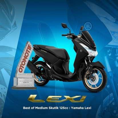 Otomotif Award 2020 best medium 125